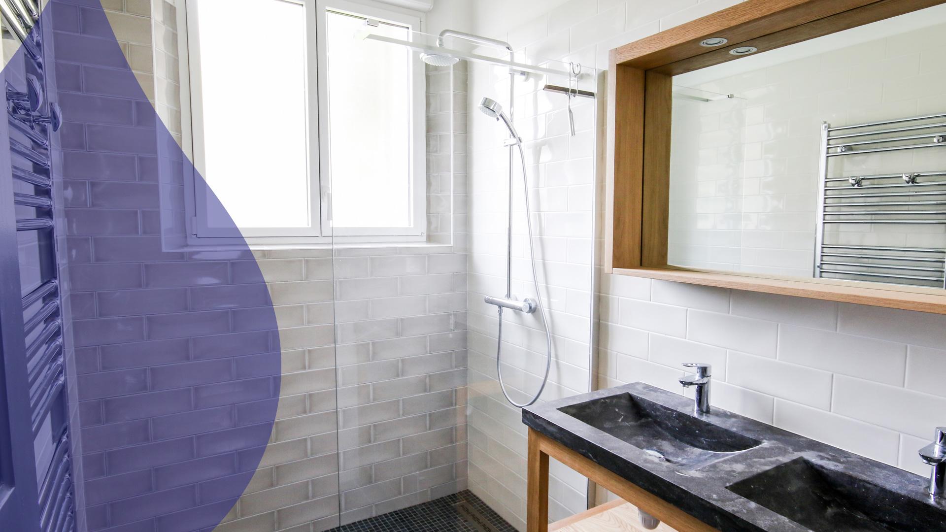 Le Grand - Plombier Chauffagiste - Rénovation de salle de bain à